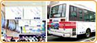 創業以来この福岡都市圏を中心とした交通広告を取り扱っています。